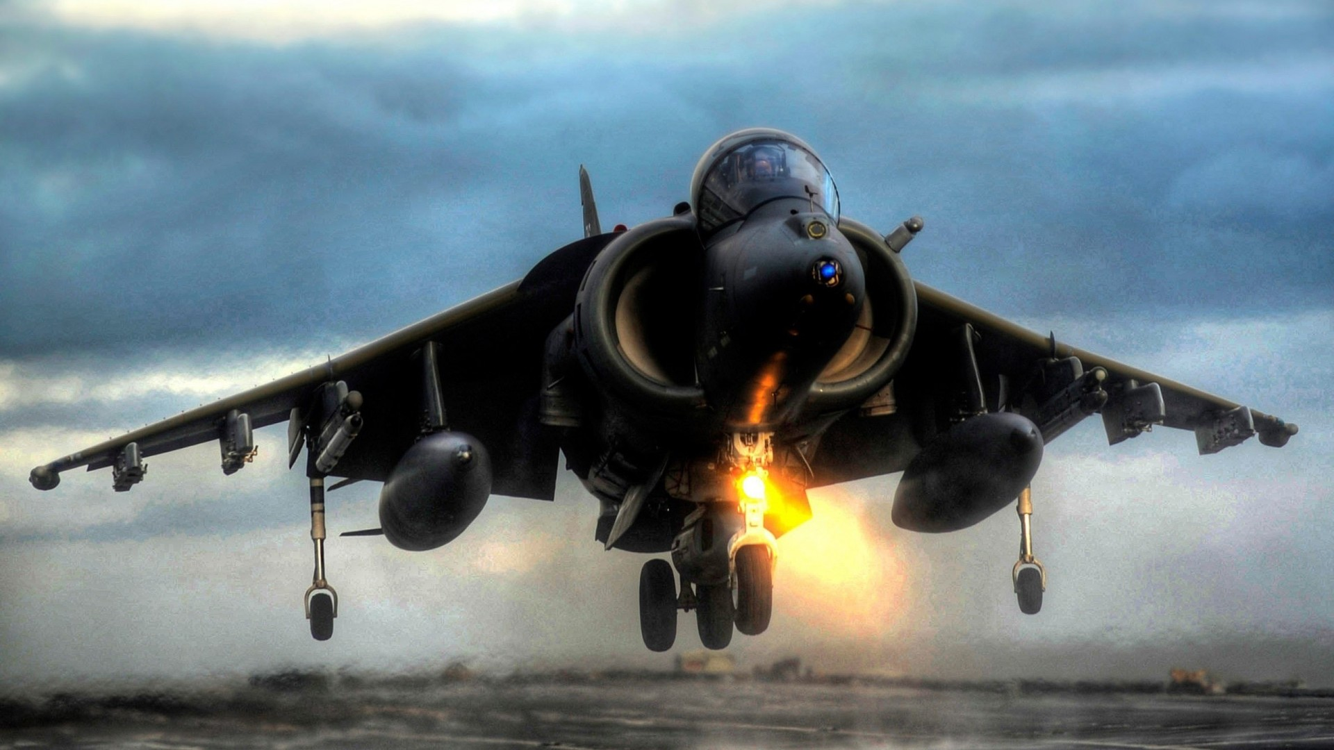 A Harrier Jump jet. Source - Net.