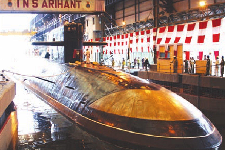 INS Arihant, Indian Navy