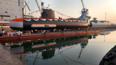 INS Kalvari, INS Khanderi, Scorpene Submarine, Submarine, Indian Navy, DCNS, DCNS India