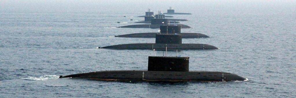 Indian Navy, Submarine, Kilo-class submarine