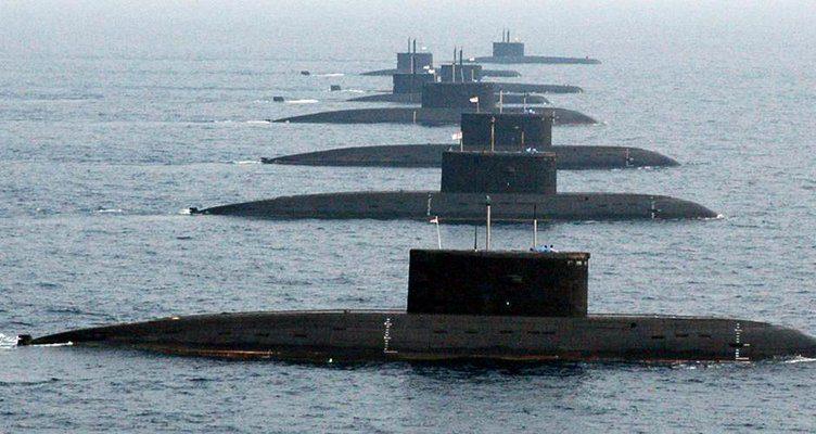 Indian Navy, Submarine, Kilo-class submarine